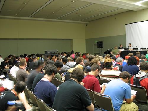 Mega Man Panel @ Otakon 2007