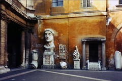 The Capitoline Museums, Rome