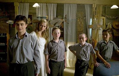 Foto Daniel Radcliffe filme cena de sexo - 03