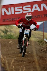 UCIFtBillDH35 (wunnspeed) Tags: scotland europe mountainbike downhill worldcup fortwilliam uci