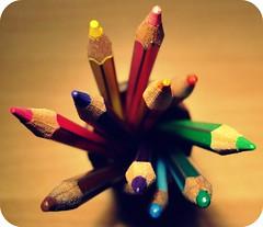 Tutti i colori della mia vita.