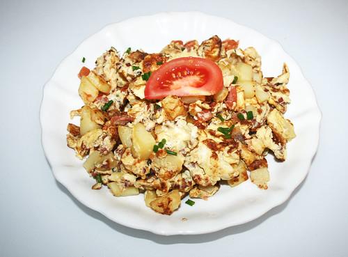 25 - Beuernfrühstück - Fertiges Gericht