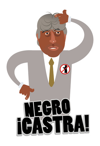 """¡Negro Castra! • <a style=""""font-size:0.8em;"""" href=""""http://www.flickr.com/photos/8565265@N03/5126942445/"""" target=""""_blank"""">View on Flickr</a>"""