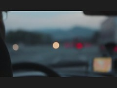 Traveling. (Experiment of the nature) Tags: barcelona travelling car night video holidays day bokeh cambrils experimentofthenature andreacisneros