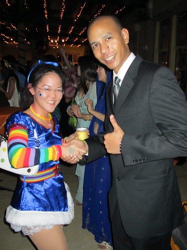 Rainbow Brite + Obama