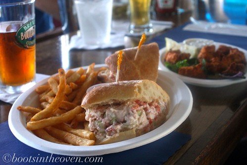 A Damn Fine Lobster Roll