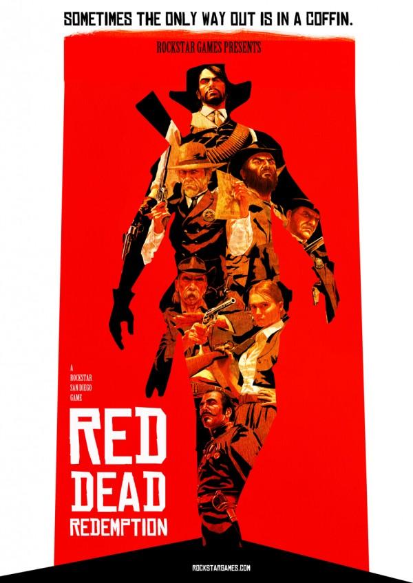 pósters cinematográficos de videojuegos 8