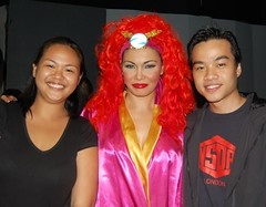 Me, Zsa Zsa Z. and Van