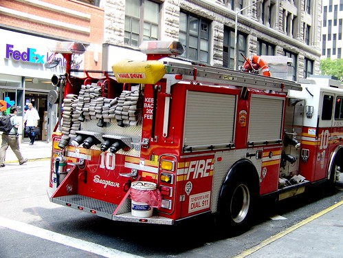 Engine 262 & Why so little discussion of utilizing the backstretch? - Firehouse ...