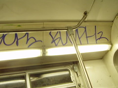 muni graffiti