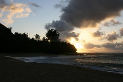Kaua'i 091 (ellxir) Tags: sunset hawaii kauai haenastatepark