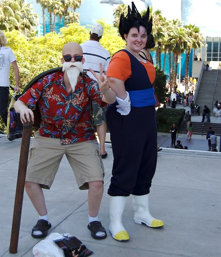 Dragon Ball Master Roshi Fotos Cosplay