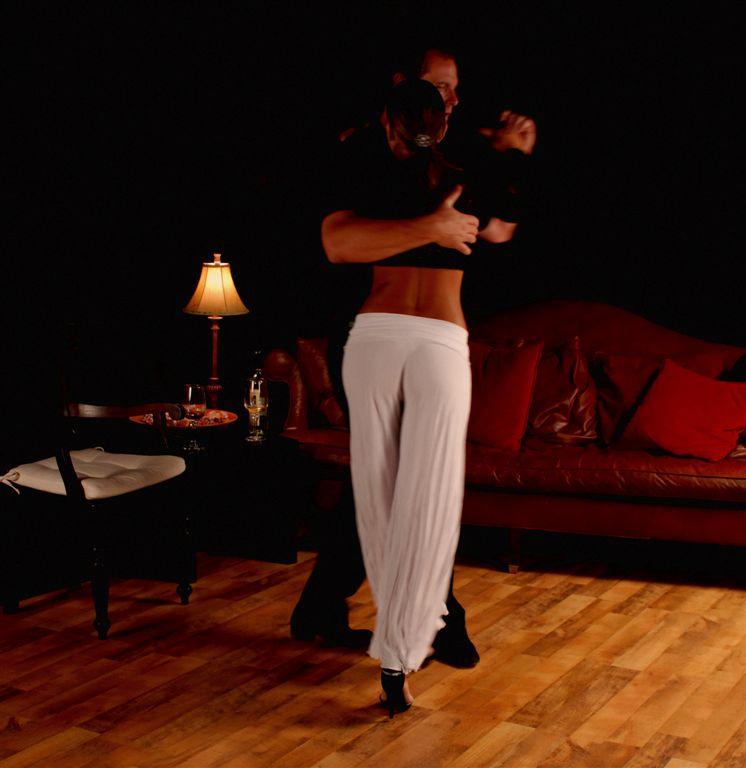 Dreaming in Tango...