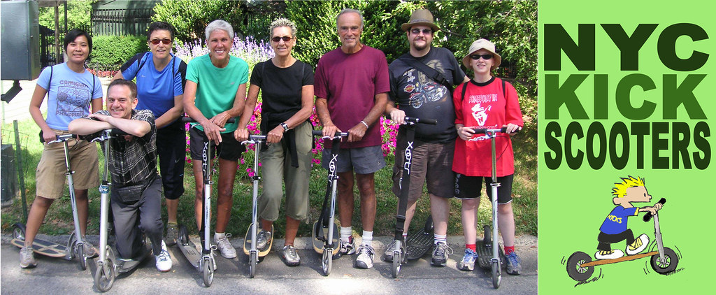 NYC Kick Scooters Group