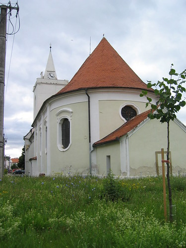 Church in Dolni Vestonice