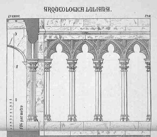 Arcos del Claustro de San Francisco