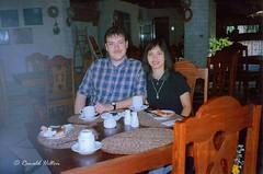 Ron and Olivia at Bohol Beach (rhilton4u) Tags: philippines bohol panglao boholbeachclub