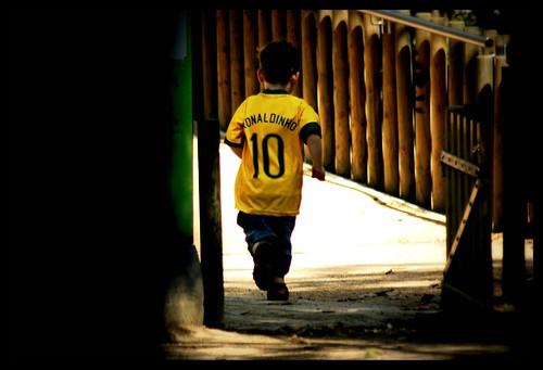Authority of a Summer - Ronaldinho
