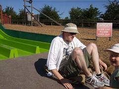 Twinlakes, Melton Mowbray (Steven Tew) Tags: twinlakes meltonmowbray august2007