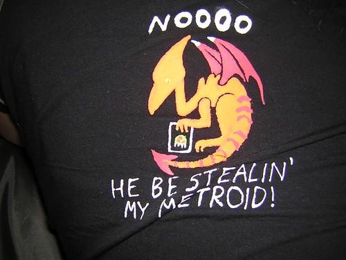PAX Metroid Shirt