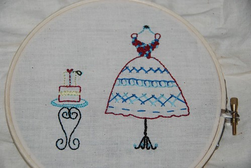 Embroidery Lesson 4