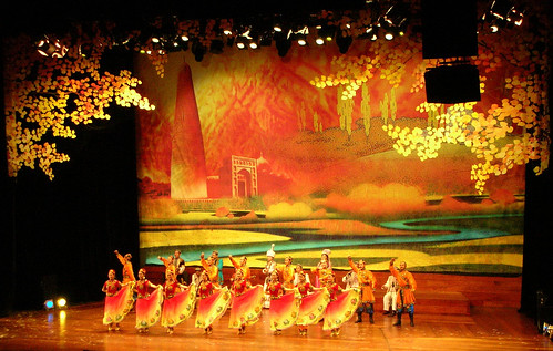 Chinese Dance an Song