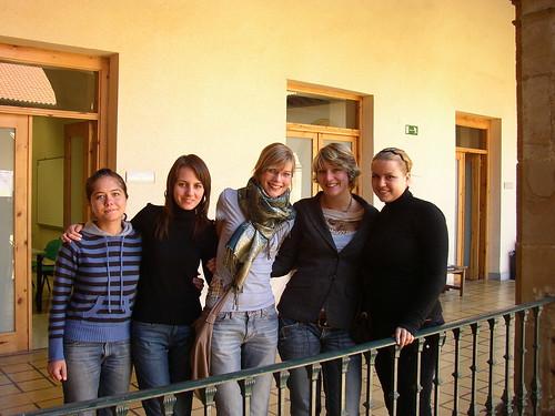 Erasmus ikasleak HUHEZIn 2