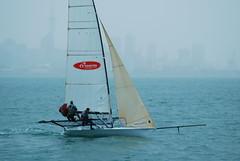 (somirasao) Tags: newzealand skiff somirasao 18s sundayinauckland aucklandsailingclub