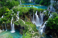 Plitvice Waterfalls (mpancha) Tags: waterfall croatia waterfalls plitvickajezera lifestodolist