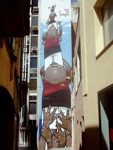 Castellers - Xics de Granollers