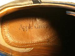 Fanboi shoes (Thomas Backa) Tags: apple shoes fanboi
