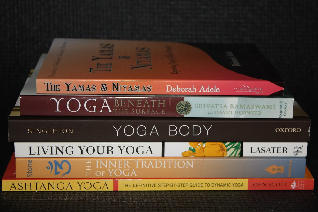 Yoga Bookstack