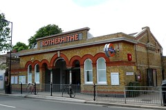 Picture of Rotherhithe Station