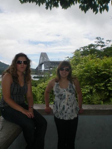 View of Puentes de Americas
