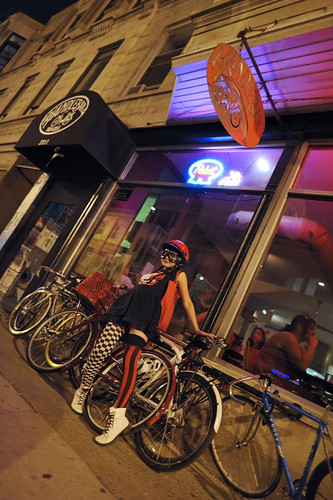 Bike to Bar: Handlebar