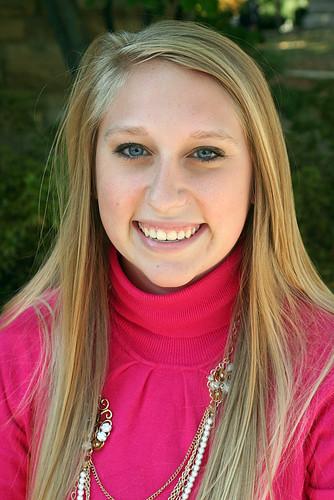Homecoming Candidate Jen Kuhn