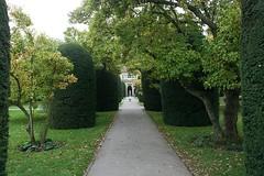 Maurischer Garten - Seitenweg