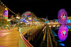 Strolling Paradise Pier (Tom.Bricker) Tags: california vacation photoshop losangeles nikon mainstreet unitedstates disneyland disney mickey tokina socal mickeymouse southerncalifornia anaheim nikkor dca dlr californiaadventure waltdisney disneycaliforniaadventure condorflats sleepingbeautycastle goldenstate disneyscaliforniaadventure paradisepier disneylandresort ultrawideangle photoshopcs3 orangecountycalifornia worldofcolor tokina116 tokina1116mmf28 tokina1116f28 wdwfigment tombricker tokinauwa disneyland55