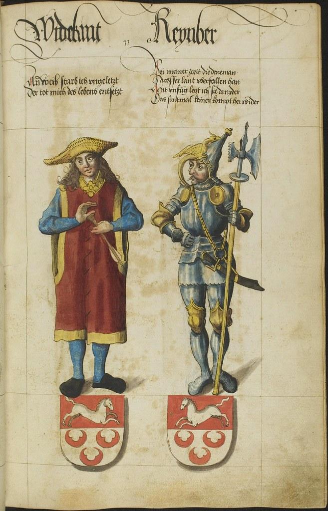 Saxony lineage p