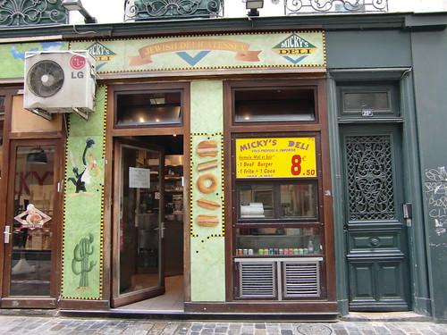Mickey´s Deli - Rue Des Rosiers