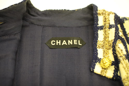 Chanel label