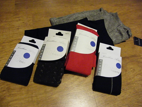 Jonathan Aston tights haul