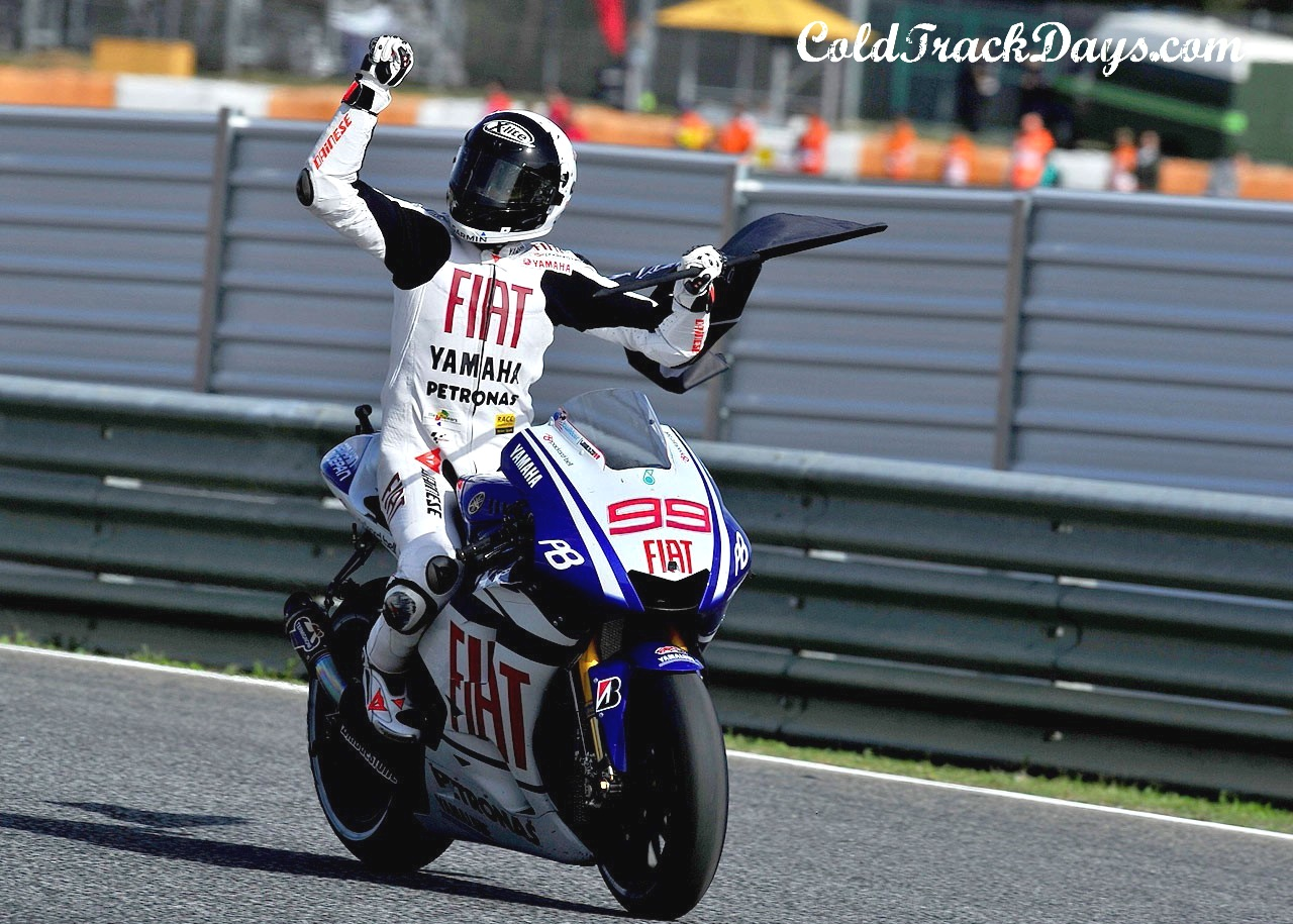 MotoGP // LORENZO RETURNS IN ESTORIL