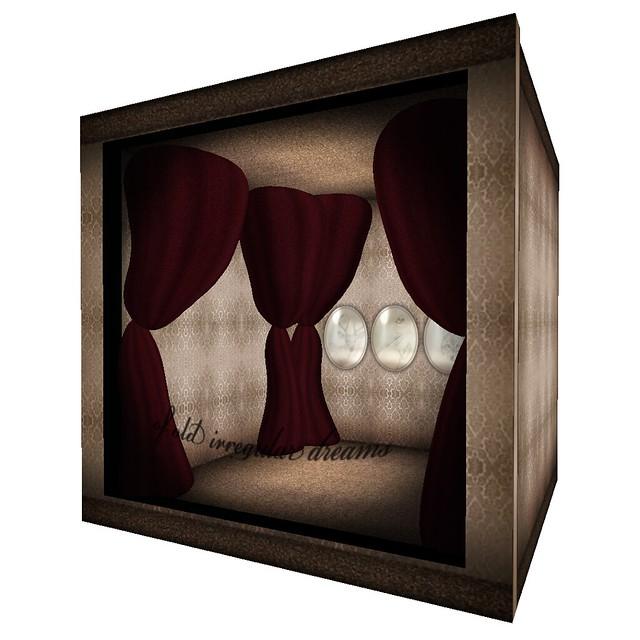 Modd.G Gift [FW10.3] Made Of Old Irregular Dreams Scene
