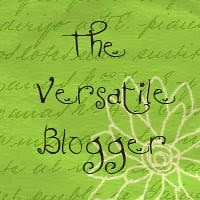 The Versatile Blogger - button