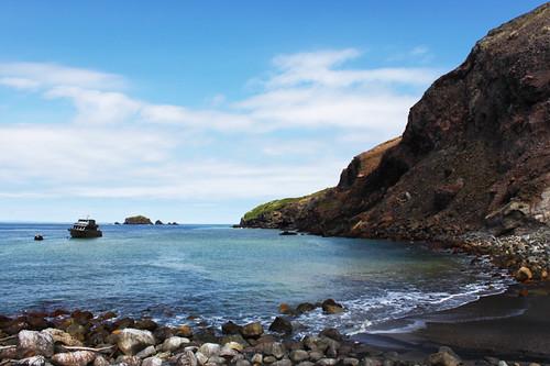 White Island, day five
