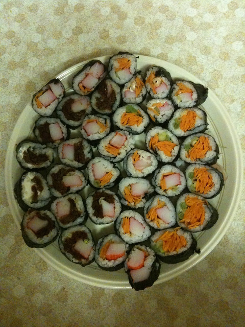 Even More Sushi