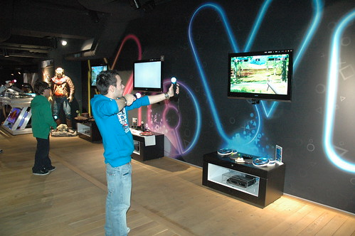 Sports Championship im PlayStation Studio