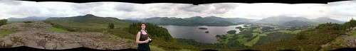Alternative Derwent Water Panorama (360 degrees, 8 images)