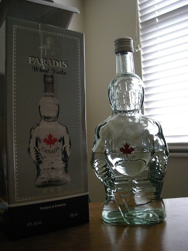 Armenian Hockey Vodka